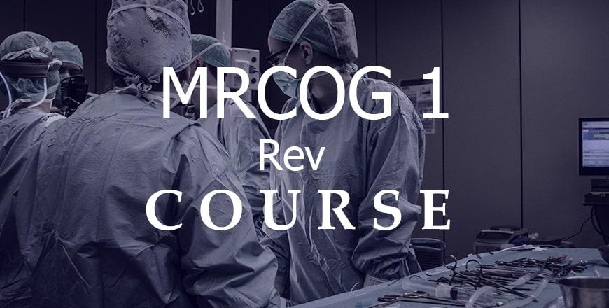 MRCOG 1 Rev