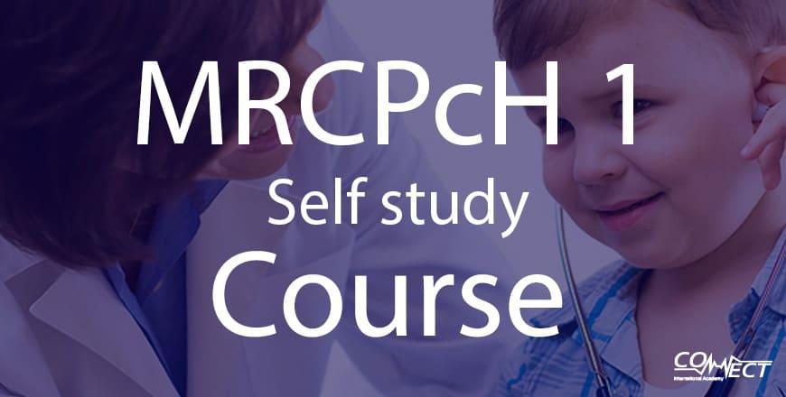 MRCPCH 1 SELF STUDY
